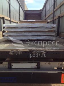 Перевозка SAAB шведская сталь